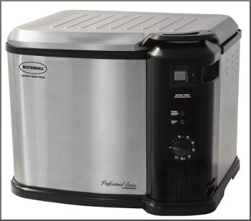 Masterbuilt Turkey Fryer Review    Masterbuilt 23011114 Butterball Indoor Gen III Electric Fryer  Searching for an electric turkey fryer that you can use indoors? Then the Masterbuilt 23011114 Butterball Indoor Gen III Electric Fryer Cooker may be a good option for you. This Masterbuilt electric turkey fryer have gained... Published at KitchenOCity Reviews Online : http://kitchenocity.com/masterbuilt-turkey-fryer-review/