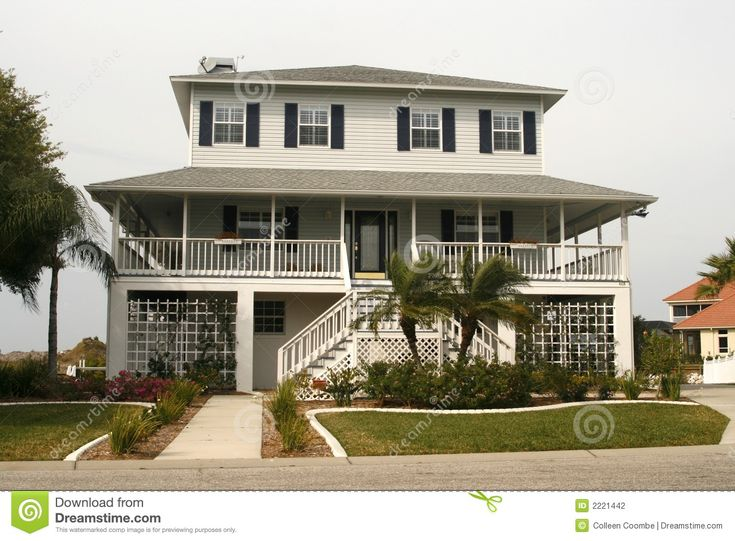 key west style house plans key west style home stock photography image 2221442