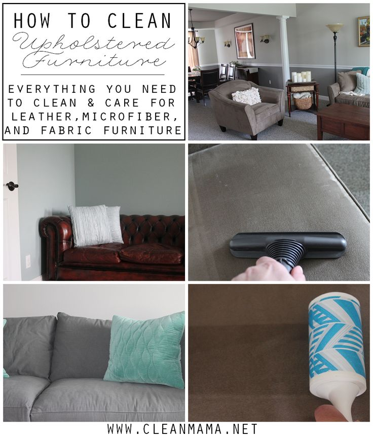 FREE Fall Cleaning Checklist (Clean Mama)