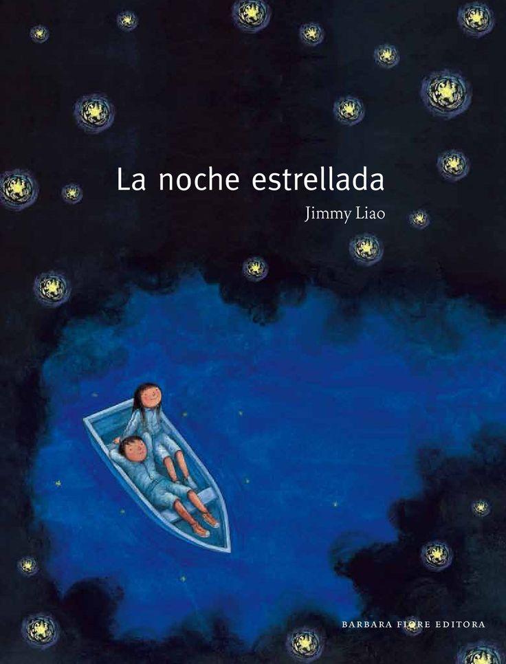 La noche estrellada  La noche estrellada 978-84-937506-2-6 Jimmy Liao    Marzo 2010 / Rústica / 19 x 26 / 128 páginas / 18 €  Sinopsis En aquella época, el futuro remoto era algo indefinido, no sabía qué nombre dar a mis vanas ilusiones. Solía estar sola, deambulaba por calles interminables, y cuando se levantaba el viento me sentía como la hojarasca. Contemplaba el cielo estrellado, deseando saber si habría alguien en algún lugar del mundo encaminándose hacia mí. Era como la luz, que va de…