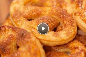 Makkelijke krakelingen - Recept   24Kitchen