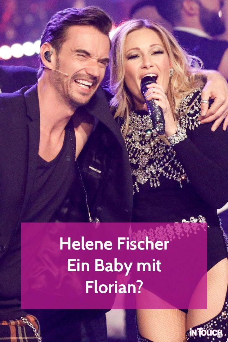 Helene Fischer Ein Baby Mit Florian Silbereisen Florian Silbereisen Florian Silbereisen