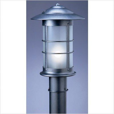 """Arroyo Craftsman NP Newport Outdoor Post Lantern by Arroyo Craftsman. $380.77. Arroyo Craftsman NP Features: -Newport collection. -Available in several finishes. -Available in several glass shades. -Post mount fixture with 3"""" I.D. post cup. -UL listed. -Suitable in wet location. Specifications: -Accommodates: 1 x 100W medium incandescent bulb. -ID post cup: 3"""". -Available sizes:. -22.5""""Overall dimensions: 22.5"""" H x 13.75"""" W. -20"""" Overall dimensions: 20"""" H x 13.75"""" W. -15.13..."""