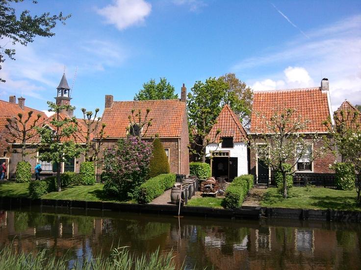 Zuiderzeemuseum Enkhuizen, Netherlands. May 23th, 2013