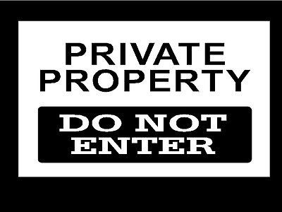Metal-Sign-Private-Property-Do-Not-Enter-Aluminum-Security-12in-x-18in