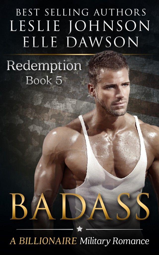 Warrior Woman Winmill: Redemption ( Badass #5) by Leslie Johnson & Elle Dawson. Release Blitz.