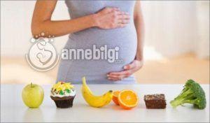 gebelik öncesi beslenme