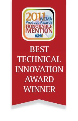 QMotion UK wins the Best Technical Award