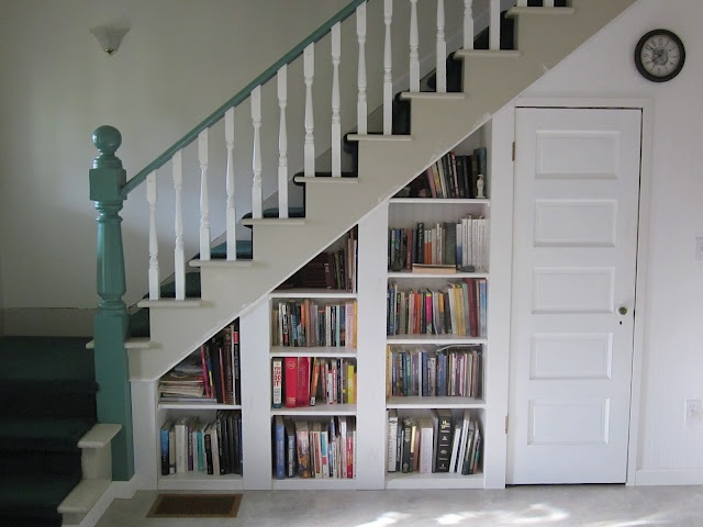 Bookshelves Under Stairs 16 best under steps ideas images on pinterest | stairs
