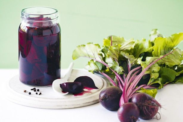 Early Romans only ate its leaves, but now we're all about this vegie's vibrant shiraz-coloured bulb. Lots of natural sugar means it makes a tasty preserve.