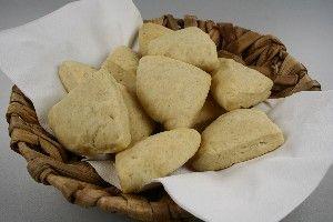 Hjertevenlige scones ( Fedtfattige) 4