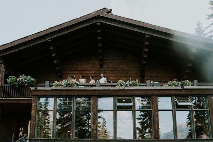 Emerald Lake Lodge Wedding Cabin feel weddings , Banff Wedding Photographer - Sage & Heart Photography