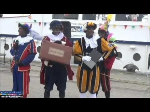 Afscheid van Sinterklaas in Bergen Op Zoom 2015 - YouTube