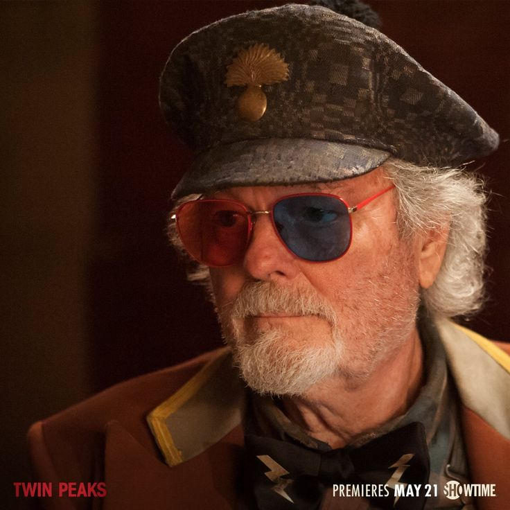 Russ Tamblyn as Dr. Lawrence Jacoby in Twin Peaks (2017)