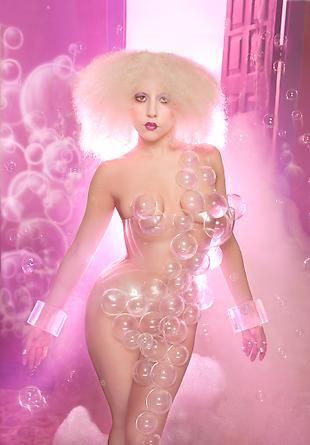 Lady GaGa: Bubble Dreams David LaChapelle