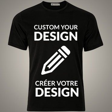 Créer un T-shirt personnalisé