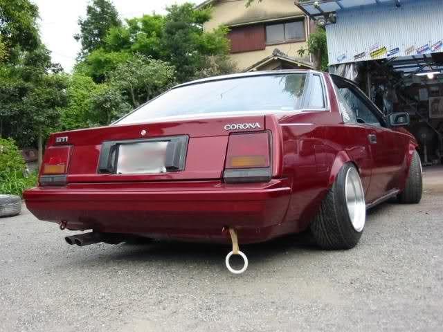 T14型 トヨタ コロナ ハードトップ / Toyota Corona Hardtop | Lowered, Slammed, Stance, JDM