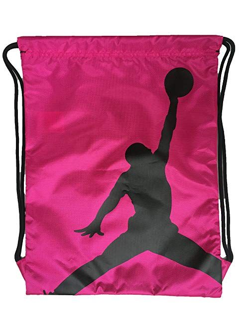 65d19d54c30d Nike Air Jordan Jumpman ISO Gym Sack Review | Drawstring Bags | Nike ...