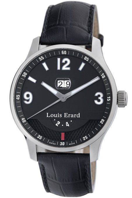 SPECIAL OFFER!  Louis Erard Men's 82224AA02.BDC51  You can save 56% ($1,776.00) on this beauty watch! #louiserard #louiserardwatches #menswatches