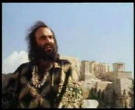 My Friend The Wind - Demis Roussos - YouTube