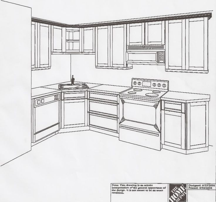 Kitchen Plans With Dimensions: 25+ Best Ideas About Small L Shaped Kitchens On Pinterest