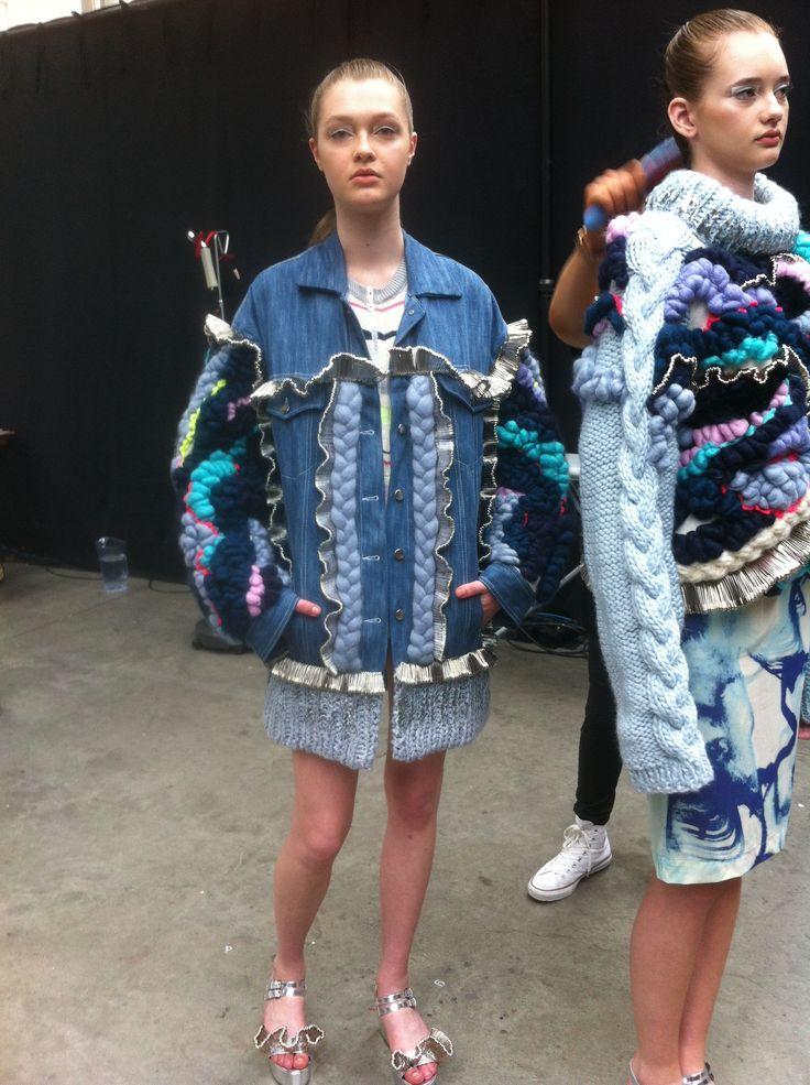 Graduate Fashion Week - Imogen Abbot, outfit 6