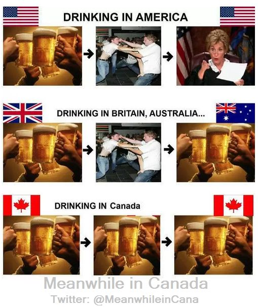 (1) Meanwhile in Canada added a new photo. - Meanwhile in Canada
