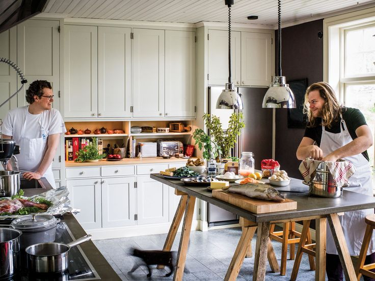 The Sunday Suppers Project: A Scandinavian Family Feast