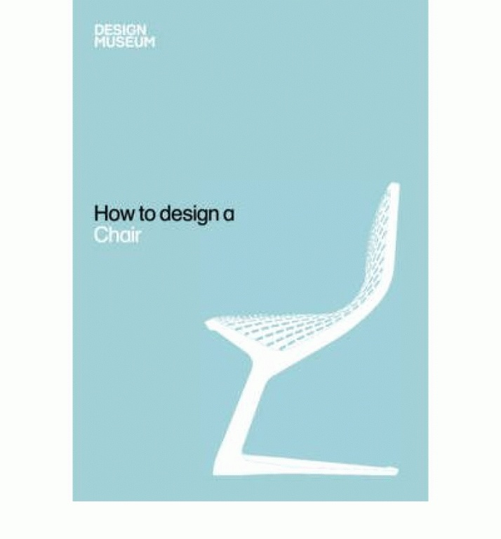 How to design a chair - Design Museum. Interview with Konstantin Grcic.