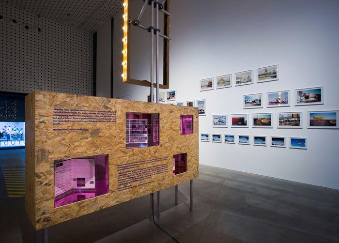 LAS VEGAS STUDIO - searle x waldron architecture