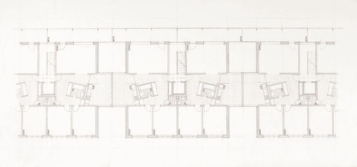 Diener & Diener Architekten - Apartment and Office Buildings Riehenring, Basel