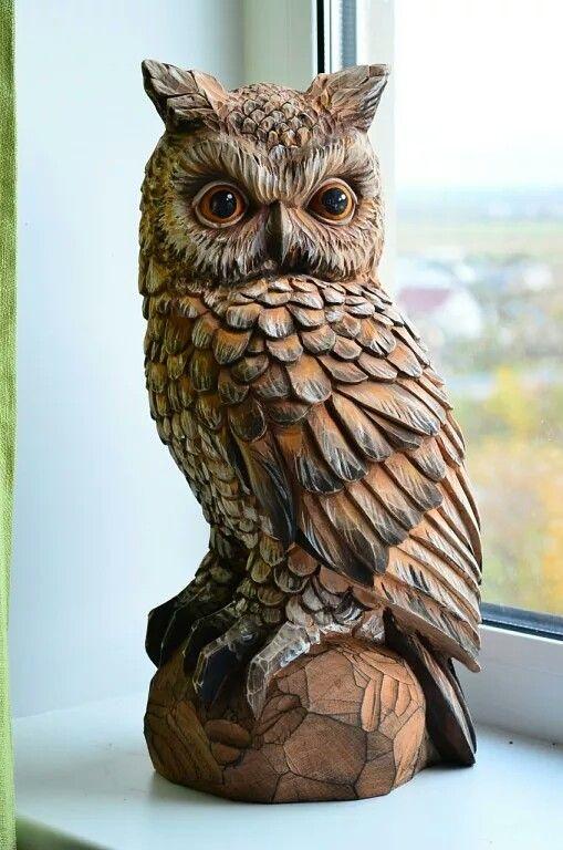 Owl Wood Crafts