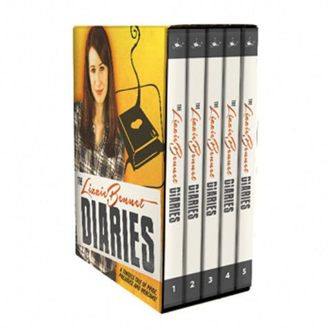 Lizzie Bennet Diaries: The Complete Series DVD Set  need to check these out....have no idea whether good or yuk????
