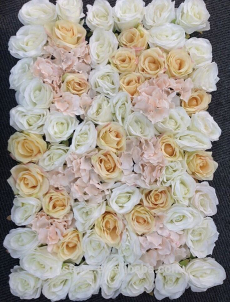 Flower Wall Walls Wedding Casamento Floral Wall
