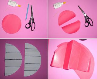 <h1>Globos de papel redondos tipo colmena (decoracion fiesta)</h1> : VCTRY's BLOG