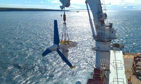 Imagem do dia: Escócia avança com maior projeto do mundo de energia das marés