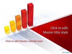 37 best ppt template images on pinterest ppt template medicine free 3d bar chart ppt template toneelgroepblik Images