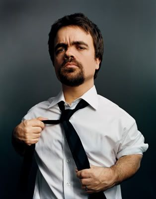 I will jerk you around by that tie, Peter Dinklage.