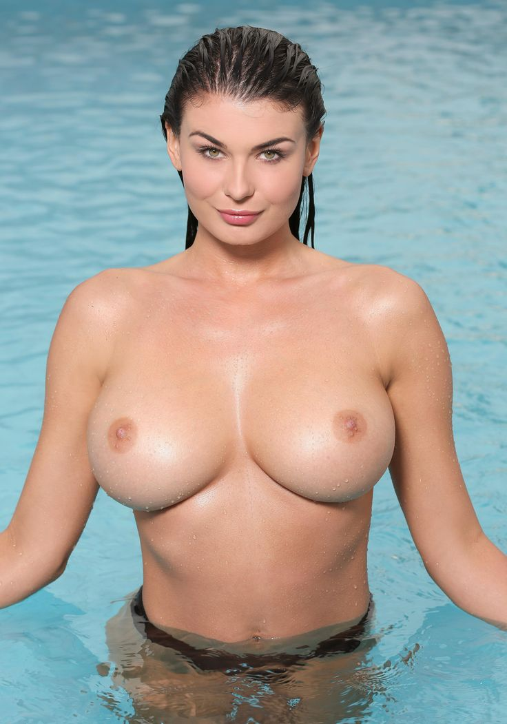 Wet Boobs Nude 112