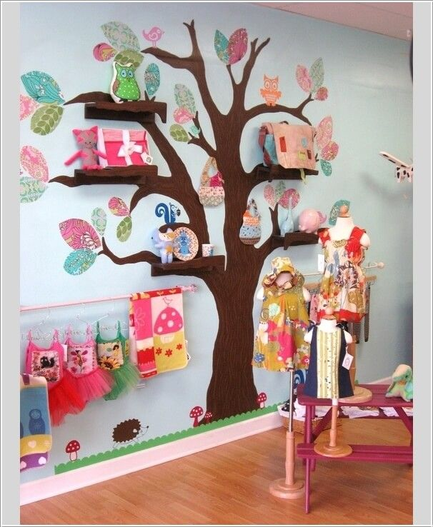 146 Wall Painting And Decoration Ideas For Kids Bedroom