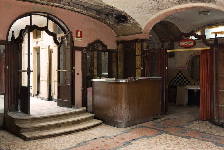 albergo diurno venezia a milano - the chic fish