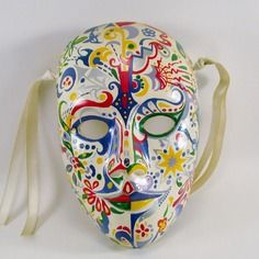 masque africain 6eme