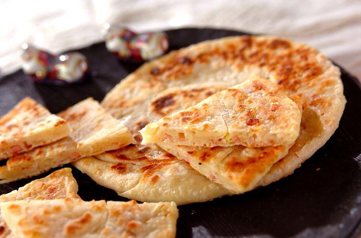 葱油餅(ツォン ヨウ ピン)のレシピ・作り方 - 簡単プロの料理レシピ | E・レシピ