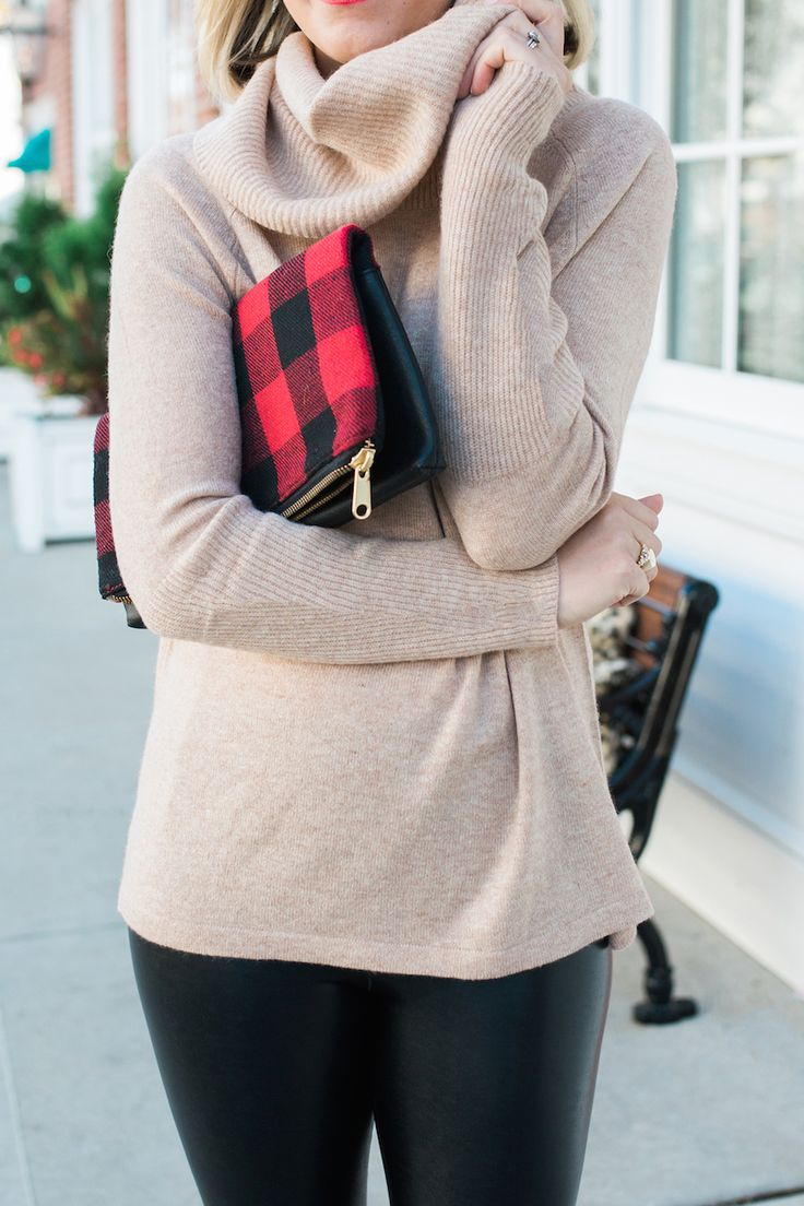 Cozy J.Mclaughlin sweater