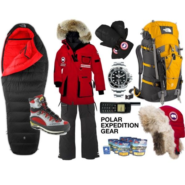 Polar expedition gear surviving winter in ny pinterest survival tactical survival and for Travel expedition gear