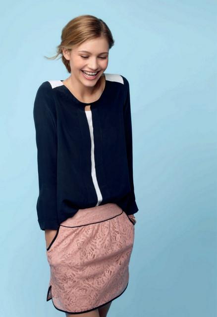 Ekyog - joli modèle jupe à poches