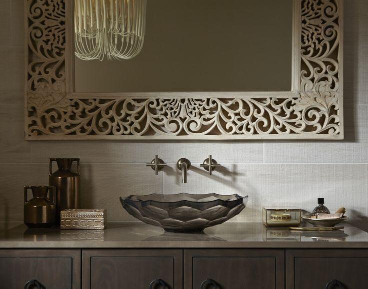 60 best Decorative Sinks images on Pinterest   Bathroom sinks ...