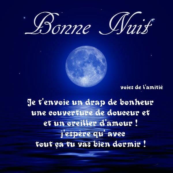 Bonne Nuit Image 5 Citation Bonne Nuit Bonne Nuit Et