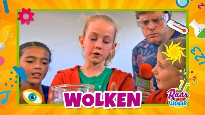 Wolken maken. Kinderboekenweek 2015 | Raar maar waar