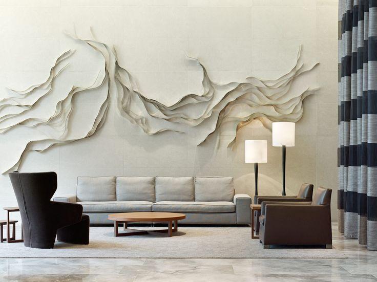 One Bedford at Bloor, Toronto. Interior design by Studio Munge.